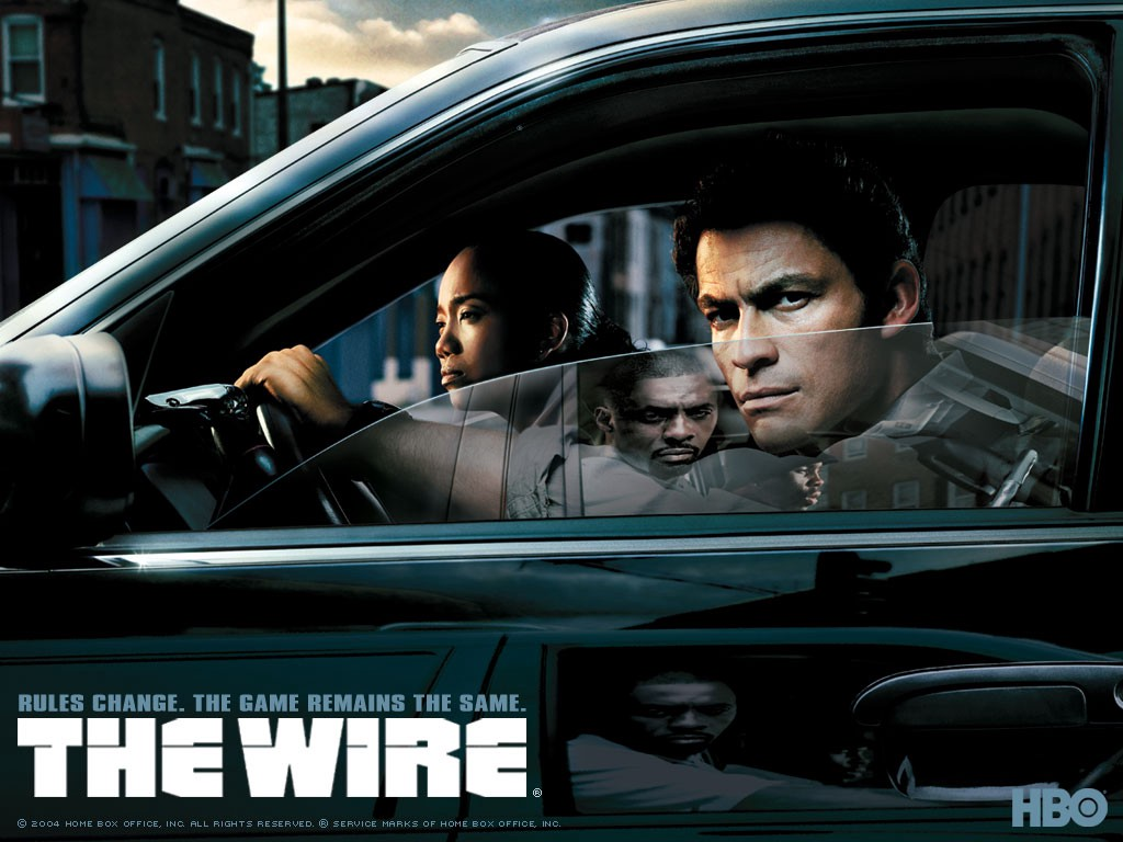 HBO's The Wire Season 1 Cover Art
